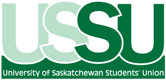 U of S Students' Union  (USSU) Mobile Retina Logo